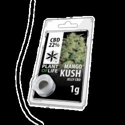Mango Kush CBD Jelly 22%...