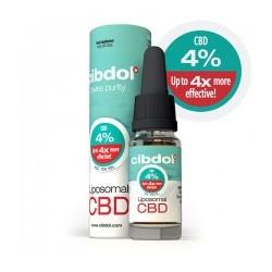 Huile de CBD Liposomale 4%...