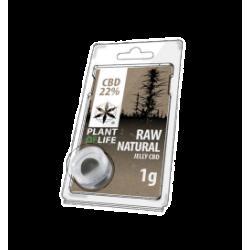 Raw Natural CBD Jelly 22%...