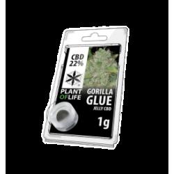 Gorilla Glue CBD Jelly 22%...