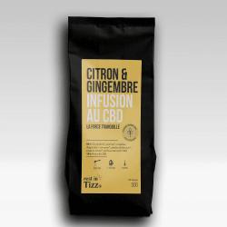 "Infusion au CBD ""Citron &..."